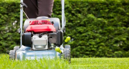 Winterize Your Lawnmower in 2 Easy Steps