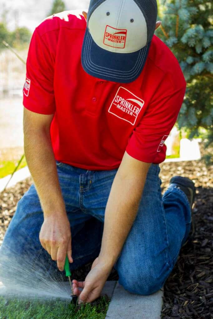 West Jordan Sprinkler Master Repair