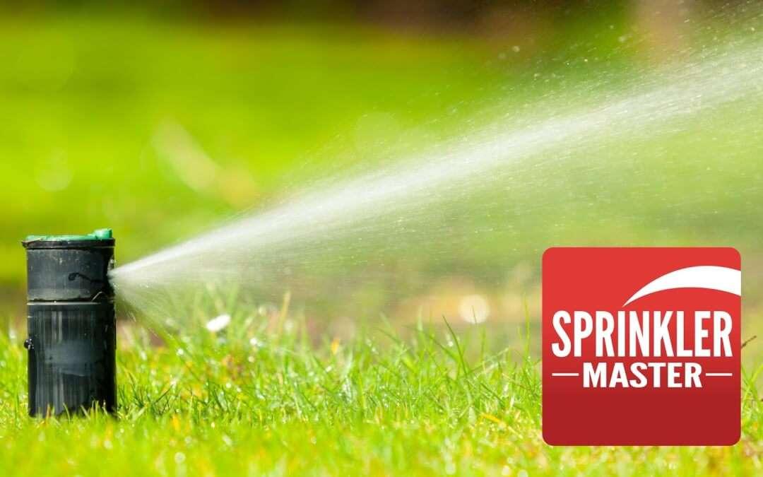 Irrigation Repair Master sprinkelr utah